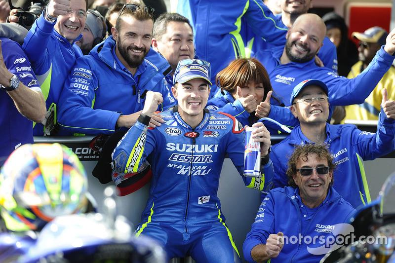 3. Maverick Viñales, Team Suzuki Ecstar MotoGP