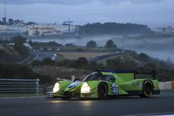 #40 Krohn Racing, Ligier JS P2 - Nissan: Nic Jonsson, Tracy Krohn, Olivier Pla
