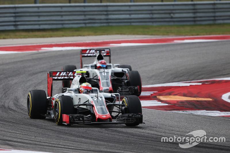 Haas: 1 очко