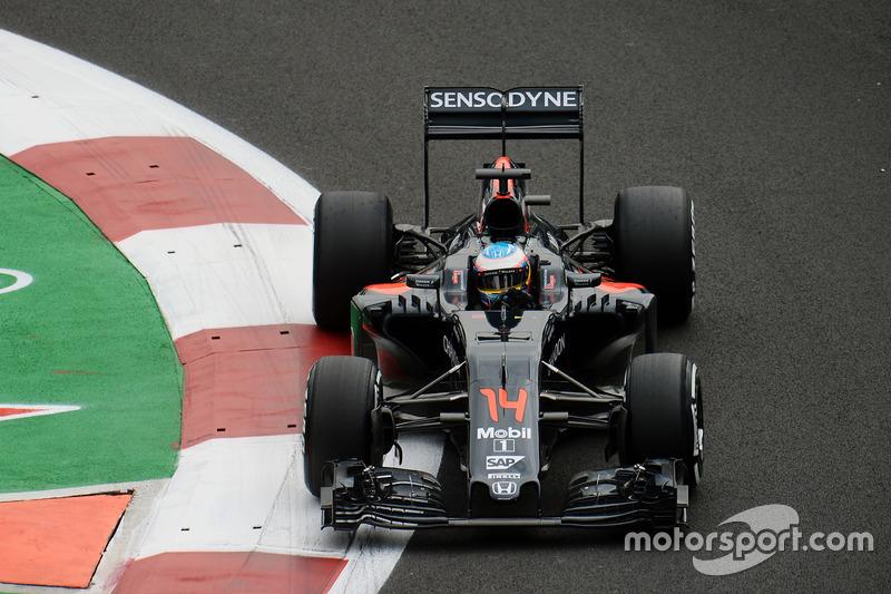11. Фернандо Алонсо, McLaren MP4-31