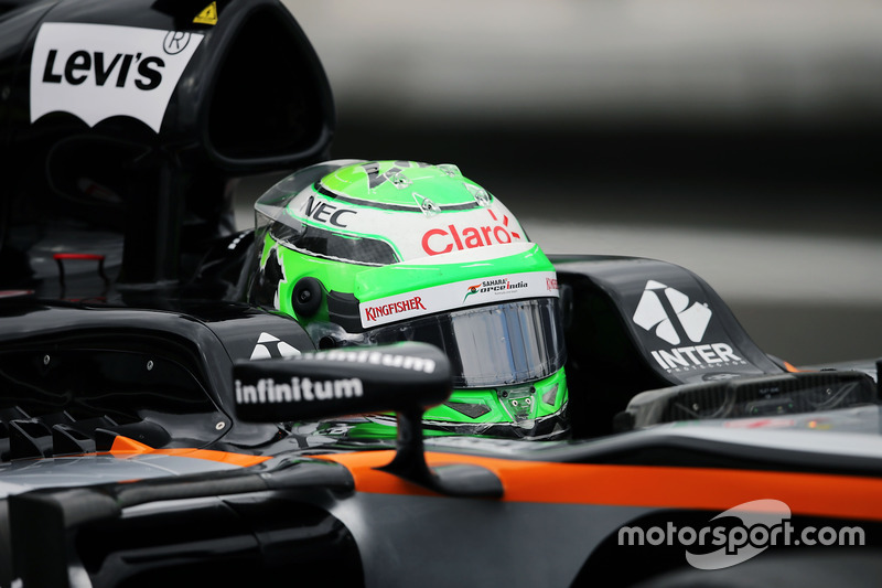 5. Нико Хюлькенберг, Sahara Force India F1 VJM09