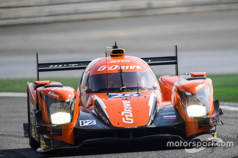 #26 G-Drive Racing Oreca 05 Nissan: Roman Rusinov, Alex Brundle, Will Stevens