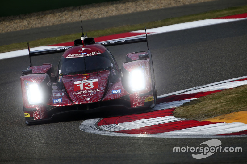 1. LMP1-Privatiers: #13 Rebellion Racing, Rebellion R-One AER
