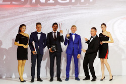 Alessio Picariello, MGT Team, Alex Yoong, Audi TEDA Racing Team, Martin Rump, Champion Racing Team ve Tom Kristensen