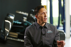 James Barclay, directeur de Jaguar Racing en Formule E