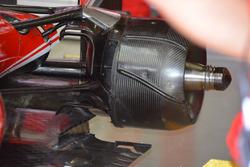 Detail, Ferrari SF16-H