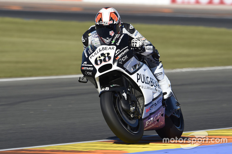 22. Yonny Hernandez, Aspar Racing Team