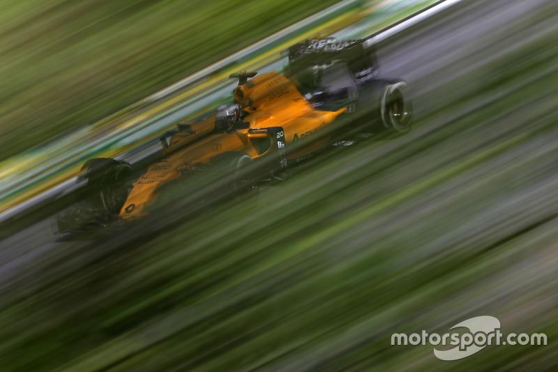 18: Кевін Магнуссен, Renault Sport F1 Team