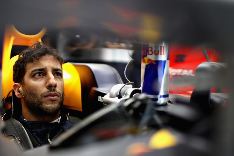 Daniel Ricciardo, Red Bull Racing, 1.11.540