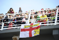 Banners for Cal Crutchlow, Team LCR Honda