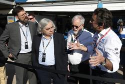 Alejandro Agag, CEO, Formula E Holdings, with Ernest Jeffrey Moniz, United States Secretary of Energy