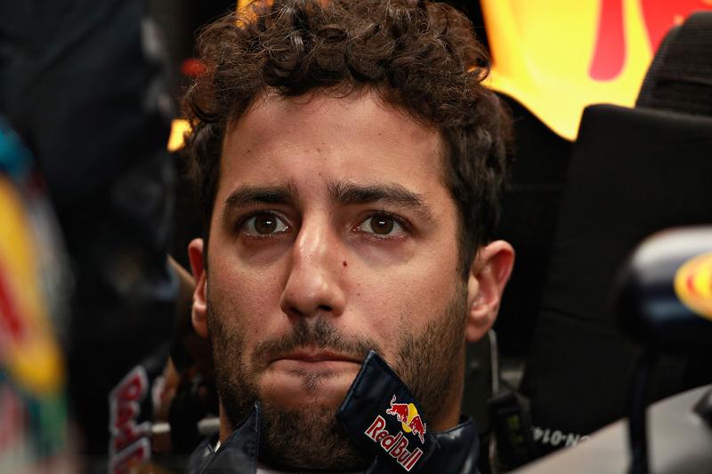 5 місце - Даніель Ріккардо, Red Bull Racing