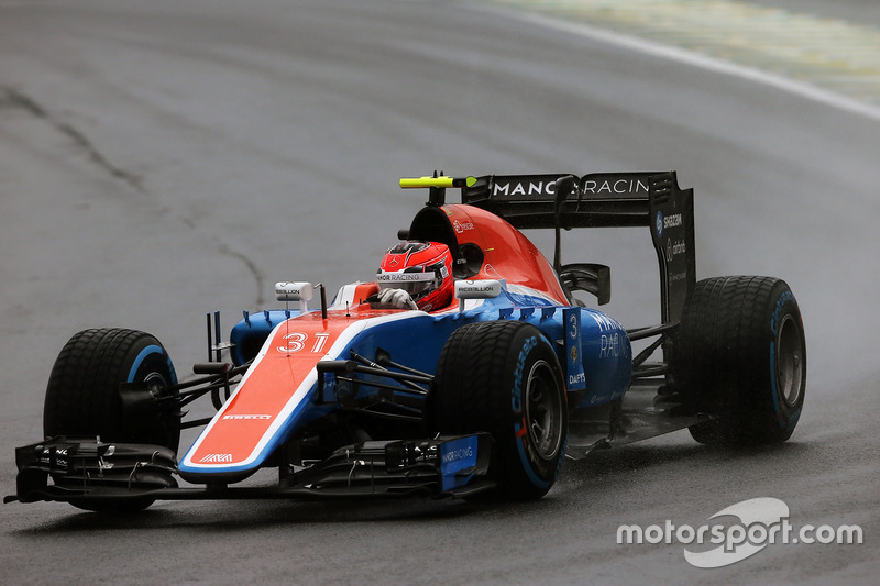 12. Esteban Ocon, Manor Racing MRT05