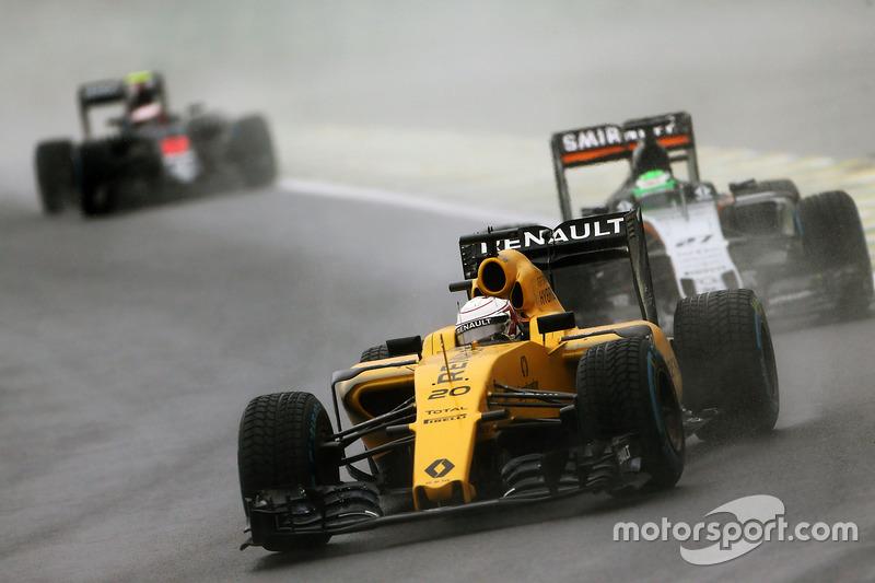 14. Kevin Magnussen, Renault Sport F1 Team