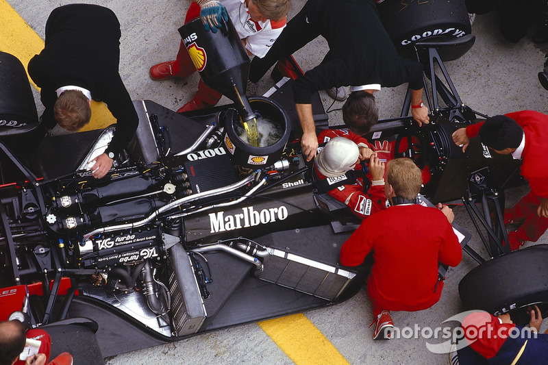 1987: Adiós a Porsche