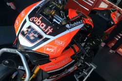 Moto de Marco Melandri, Aruba.it Racing - Ducati