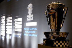 Champions-Trophäe: NASCAR Camping World Truck Series