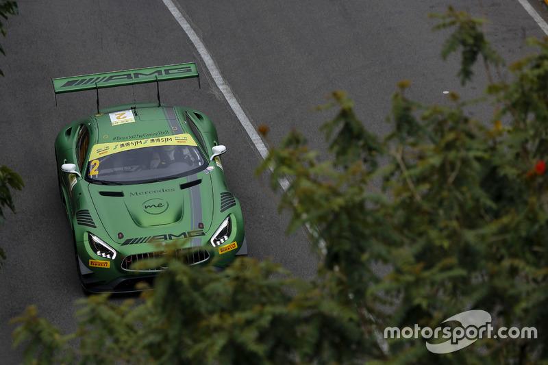 8. Renger van der Zande, Mercedes-AMG Driving Academy, Mercedes-AMG GT3