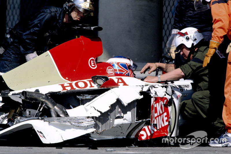 Jenson Button, BAR Honda 005