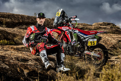 Michael Metge, Monster Energy Honda Team