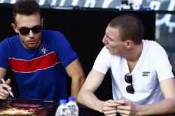 Luca Ghiotto, Trident; Raffaele Marciello, RUSSIAN TIME