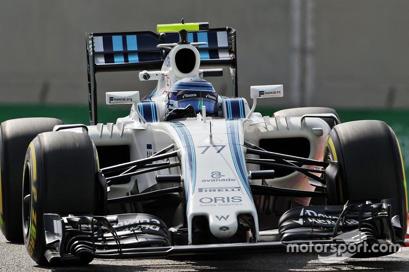 11. Valtteri Bottas, Williams F1 Team FW38