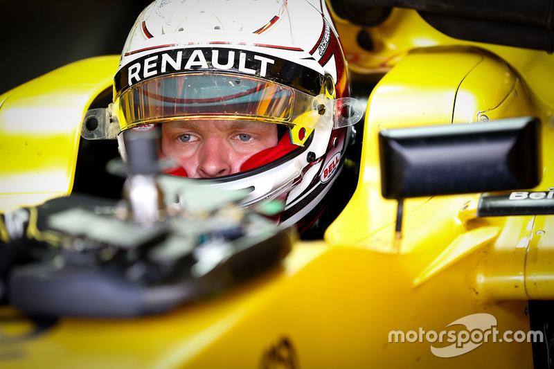 18º Kevin Magnussen, Renault Sport F1 Team RS16