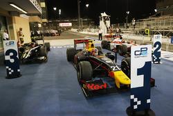 Pierre Gasly, PREMA Racing viert feest bij terugkeer in Parc Ferme