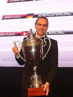 2016 AM Cup equipos AF Corse, campeón