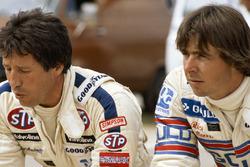 Rick Mears ve Mario Andretti