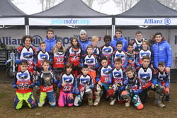 Marc Marquez with participants