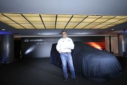 Michel Nandan, Hyundai Motorsport director del equipo