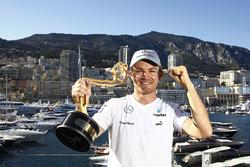 Nico Rosberg, Monaco'da ilk galibiyet - Monaco 2013