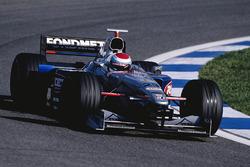Esteban Tuero, Minardi M198 Ford
