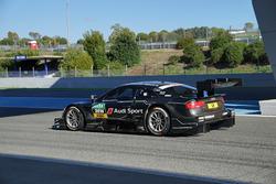 Лоік Дюваль, Audi RS 5 DTM Test Car