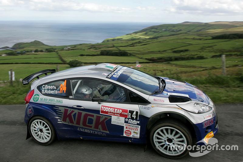 Крейг Брін, Gareth Roberts, Ford Fiesta S2000