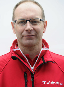 Davide Borghesi, Mahindra Racing Tasarım Şefi