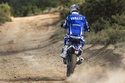 Yamaha WR450F Rally, Jahrgang 2017