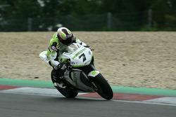Carlos Checa, Honda