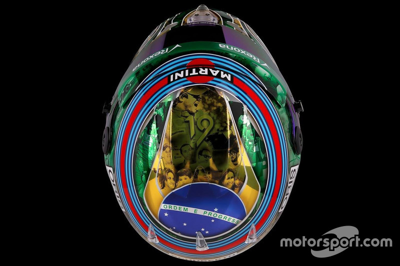 Felipe Massa, Brazil