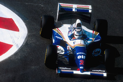 Найджел Мэнселл, Williams FW16 Renault