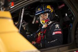 #304 Peugeot Sport Peugeot 3008 DKR: Carlos Sainz