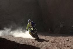 #12 Sherco TVS Racing Sherco: Joan Pedrero