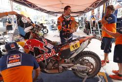 Маттіас Валкнер, KTM Factory Team