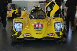 #85 JDC/Miller Motorsports ORECA 07: Mikhail Goikhberg, Chris Miller, Stephen Simpson