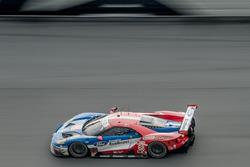 #68 Chip Ganassi Racing Ford GT: Billy Johnson, Stefan Mücke, Olivier Pla