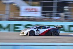 #68 MP1A Lamborghini Gallardo GT3 driven by Sergio Lagana of Champ1 Motorsports
