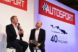 Martin Brundle ve Toby Moody, Autosport Sahnesinde