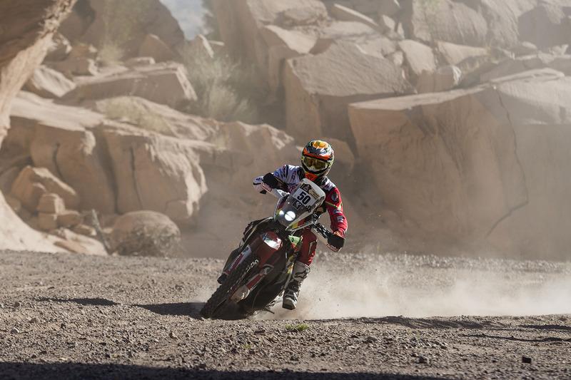 9. #50 Honda: Даніель Носілья