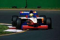 Ricardo Rosset, Lola T97/30, Ford